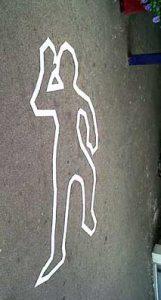 Body outline tape